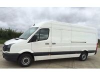 MAN and VAN - Removals - Delivery service Extra Long Van - High Roof