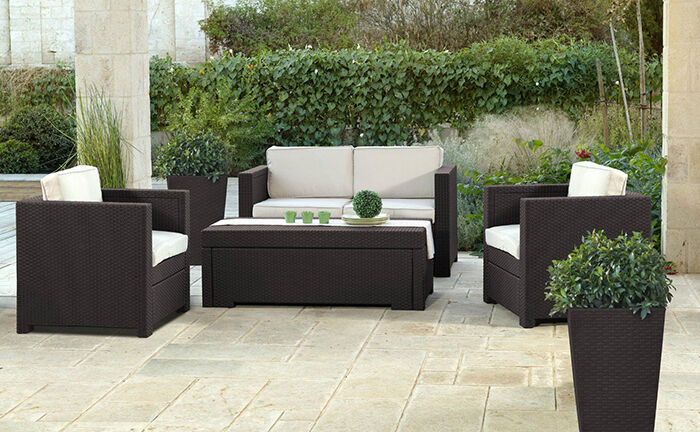 top 3 designer outdoor furniture sets ebay. Black Bedroom Furniture Sets. Home Design Ideas