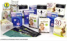 Body Slender - The Ultimate Weight Loss System