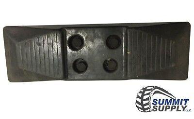 18 Komatsu Pc60 Pc75 Pc78 Pc88 Excavator Rubber Track Roadliner Pads 450mm