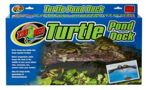 """Zoo Med Turtle Pond Dock Extra Large 12"""" x 24"""""""