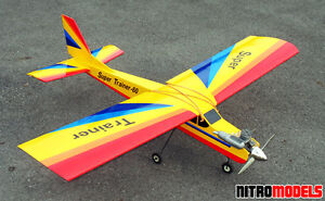 WANTED  !!!!!!   RC trainer airplane