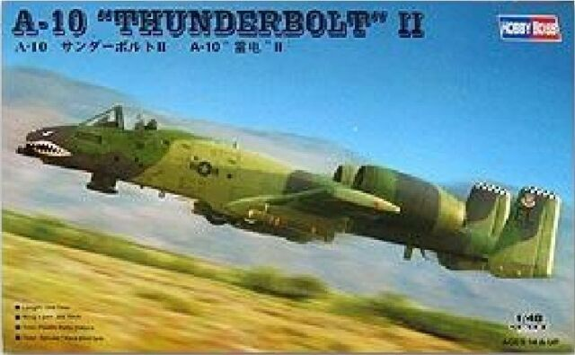Hobbyboss 1/48 80323 A-10 Thunderbolt II