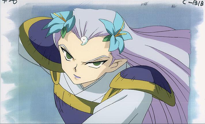 InuYasha Inu Yasha Anime Cel Animation Art Hari Movie 1 Rumiko Takahashi Japan