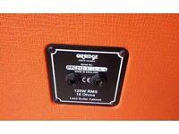 Orange Tiny Terror Guitar Head + Orange PPC 212 Closed Back Guitar Can