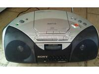 Sony MP3/ CD player