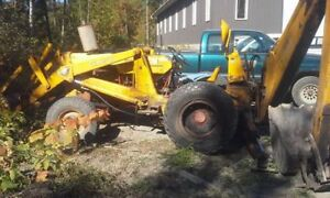 1962 Case 530CK Backhoe