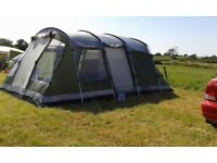 4 berth tent used twice