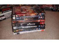 170+ dvds for sale (no kids dvds)