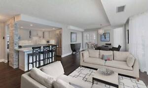 Beautifully Appointed Downtown Burlington Condo For Lease.