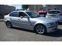 2004 54 Bmw 318i Es Very Low Mileage At Only 69,836 - REDUCED PRICE FOR QUICK SALE