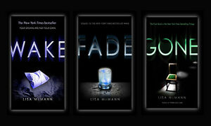 Wake Trilogy by Lisa McMann