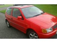 2000 Volkswagen Polo. Only 49k miles