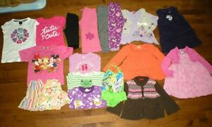 Girls Lot Size 3