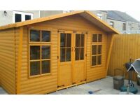 The Shed Men Bespoke Sheds , Summerhouse , Playhouses , Garden bars and Pergolas