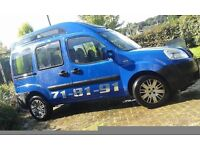 ** 2006 Fiat Doblo Active 1.4 Mpv 5 Seater ** could use it has a van