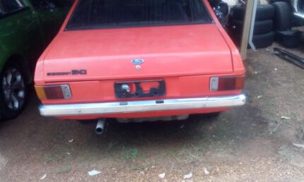 1979 Ford escort project Bullsbrook Swan Area Preview
