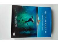 Blue Planet 11 Book - hardcover