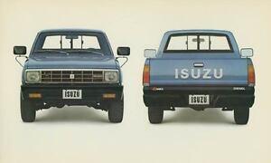 Isuzu Npr For Sale Craigslist >> 1982-Isuzu-PUP-4x2-4x4-Diesel-Gas-Pickup-Truck-Large ...