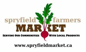 WANTED: MAKERS, BAKERS AND CRAFTERS for Farmers Market