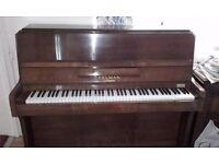 Kelman upright Piano