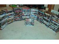 170 dvds for sale (no kids)