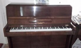 Piano, Kelman tropical upright