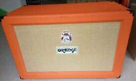 Orange 2x12 Closed Back Guitar Cab