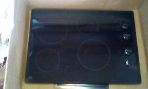GE electric stove top