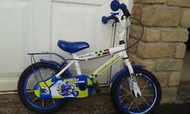 Children's bike - 14 inch