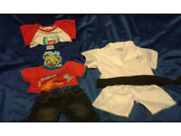 Build a bear clothes bundle - Only £6 - Great Christmas present