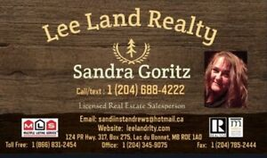 Acreages and building lots - vacant land and farms