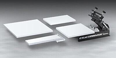 Vastex 1-color 1-station Screen Printing Press Kit V-10-11-pk