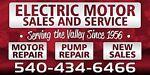 ELECTRIC MOTOR SALES & SERVICE, INC