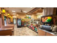 SUBWAY Southampton - Sandwich Artist & Team Leader position £16,500 - £24,500