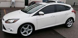 2012 *Platinum* Ford Focus