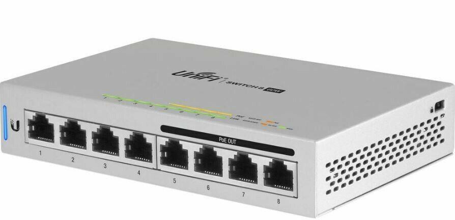 Ubiquiti UniFi US-8-60W Ethernet Switch