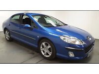2007(07)PEUGEOT 407 2.0HDi SE MET BLUE,VERY LOW MILES,NEW MOT,6 SPEED,GREAT VALUE