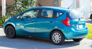 2014 Nissan Versa Note - Winter tires AND all-seasons included!