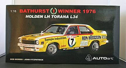 BIANTE MODEL CAR COLLECTION - 1/18 SCALE DIE CAST HOLDEN