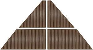 """Panneaux en Polycarbonate Pour Gazebo 10x10, 10x12 et 40""""X60"""""""