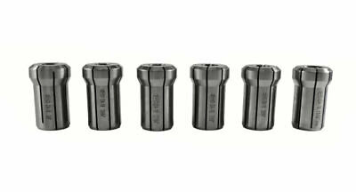6 Piece Da180 Double Angle Collet Kit 38-1532