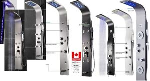 16KV&V LED shower panel tower column systems of superior quality