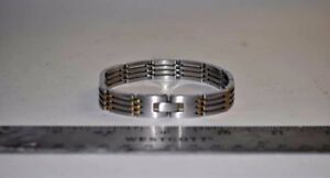 Metal Silver Bracelet for sale