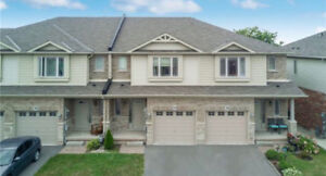 Beautiful & clean 3 bed townhome in Grimsby