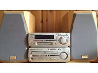 Sharp MD-MX30H CD/Mini Disc/Radio Stereo