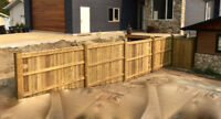 FOX CONTRACTING . Custom decks, fences and outdoor living spaces
