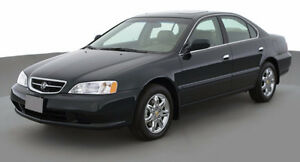 2000 Acura TL PARTS FOR SALE- ENGINE+ TRANNY INCLUDED