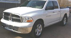 2010-16 dodge ram part out truck is white
