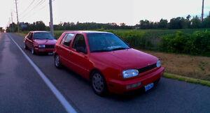 1999 Volkswagen Golf $1600 OBO